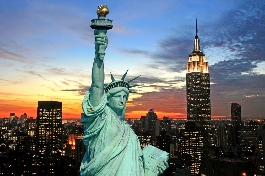 Top 5 must see attractions in new york city mega bored for Must see nyc attractions