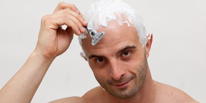 6 reasons why men shave their head � mega bored